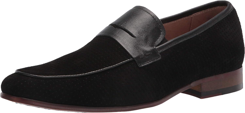 STACY ADAMS Men's Wyatt Finally popular New sales brand Loafer Slip-on Penny
