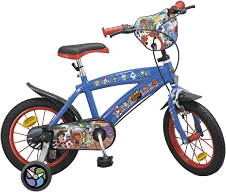 Yo-kai Watch Bicicleta 16