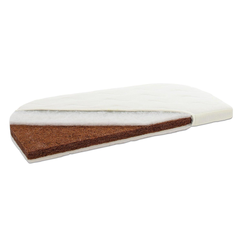 wei/ß babybay Matratze Classic Cotton f/ür Comfort und Boxspring Comfort