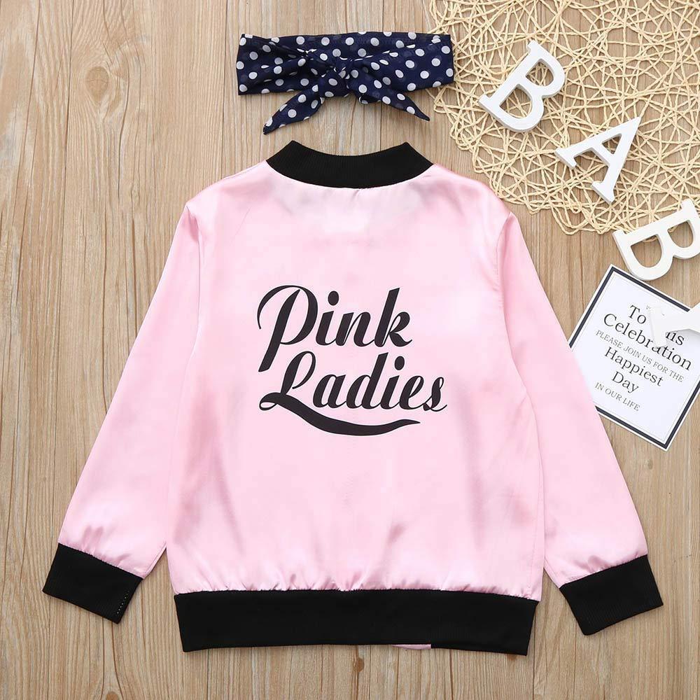 Trendy Little Girls Jacket for 3-10T,