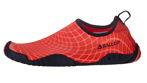 Barfußschuhe zeichnen sich nicht selten durch ein sehr auffälliges Design auf (z.B. Schuhe von Ballop).