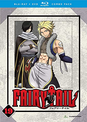Fairy Tail: Part 19 [Region 1]: Amazon.es: Cine y Series TV