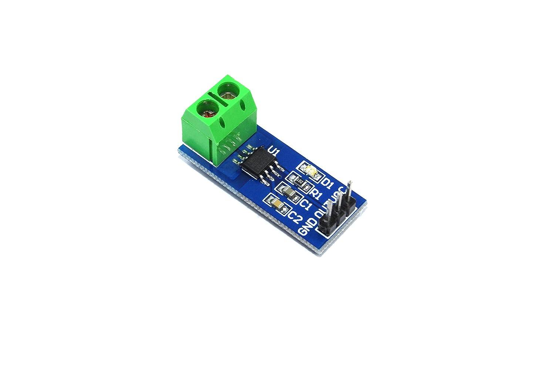 ACS712ELC-30A 30A Current Sensor Module Ammeter Arduino Pi Hall Unbranded/Generic