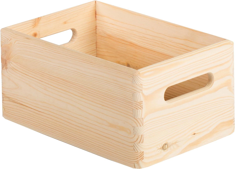 ASTIGARRAGA KIT LINE Caja de Madera Apilable 30x20x14: Amazon.es: Hogar