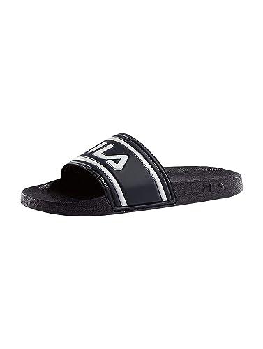 84e205be0 Fila Women 1010079 Heels Sandals Blue Size  3 UK  Amazon.co.uk ...