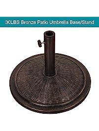 Amazon.com: Umbrella Stands & Bases: Patio, Lawn & Garden
