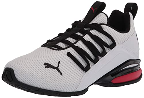 Buy Puma Kids' Axelion Jr Sneaker at