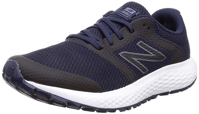 new balance Men's 420 Navy Running Shoe
