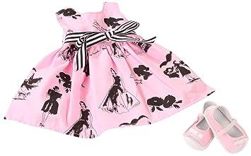 Size XL 45-50 cm Gotz 3402990 Standing Doll Set Summertime Suitable For Standing Dolls Size XL Dolls Clothing // Accessory Set