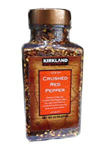 Kirkland Signature Crushed Red Pepper, 10 oz
