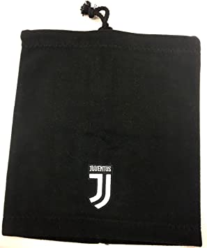 66c19376026 Official Juventus Neck Warmer Black Fleece Headphone Beanie Juve JJ NE   Amazon.co.uk  Sports   Outdoors