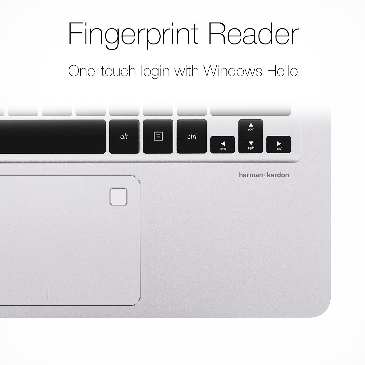 ASUS ZenBook UX330UA-AH54 13.3-inch LCD Ultra-Slim Laptop (Core i5 Processor, 8GB DDR3, 256GB SSD, Windows 10) w/ Harman Kardon Audio, Backlit keyboard, Fingerprint Reader by Asus (Image #7)