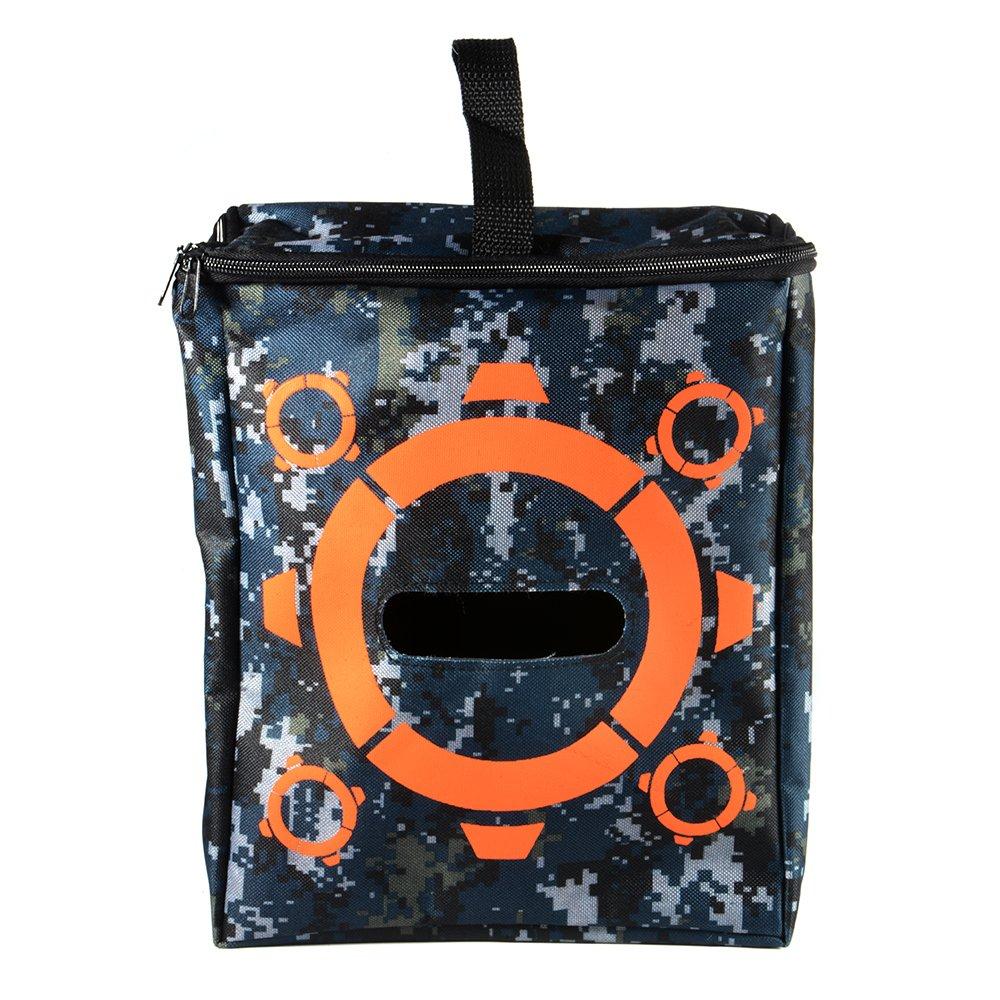 XCSOURCE® Target Beutel für Nerf Elite Game Toys Aufbewahrung Tragen Ausrüstung Tasche Zubehör Pack TH590
