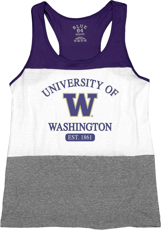 University of Washington Huskies NCAA Women Tank Top Shirt at Amazon Women s  Clothing store  d0095707f