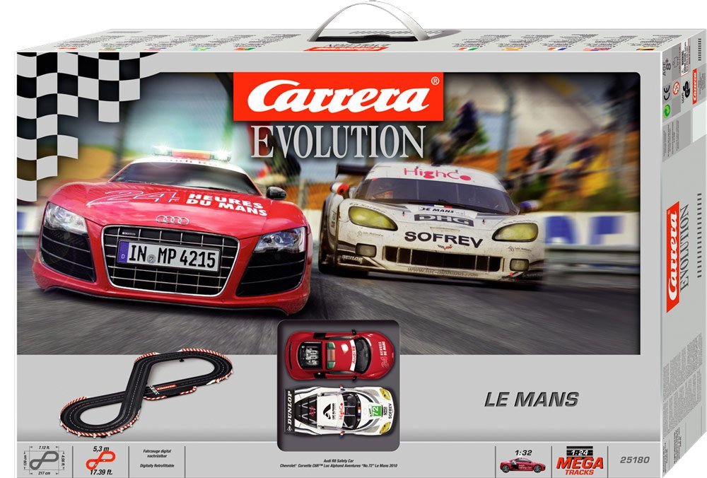 Carrera 20025180 – le Mans