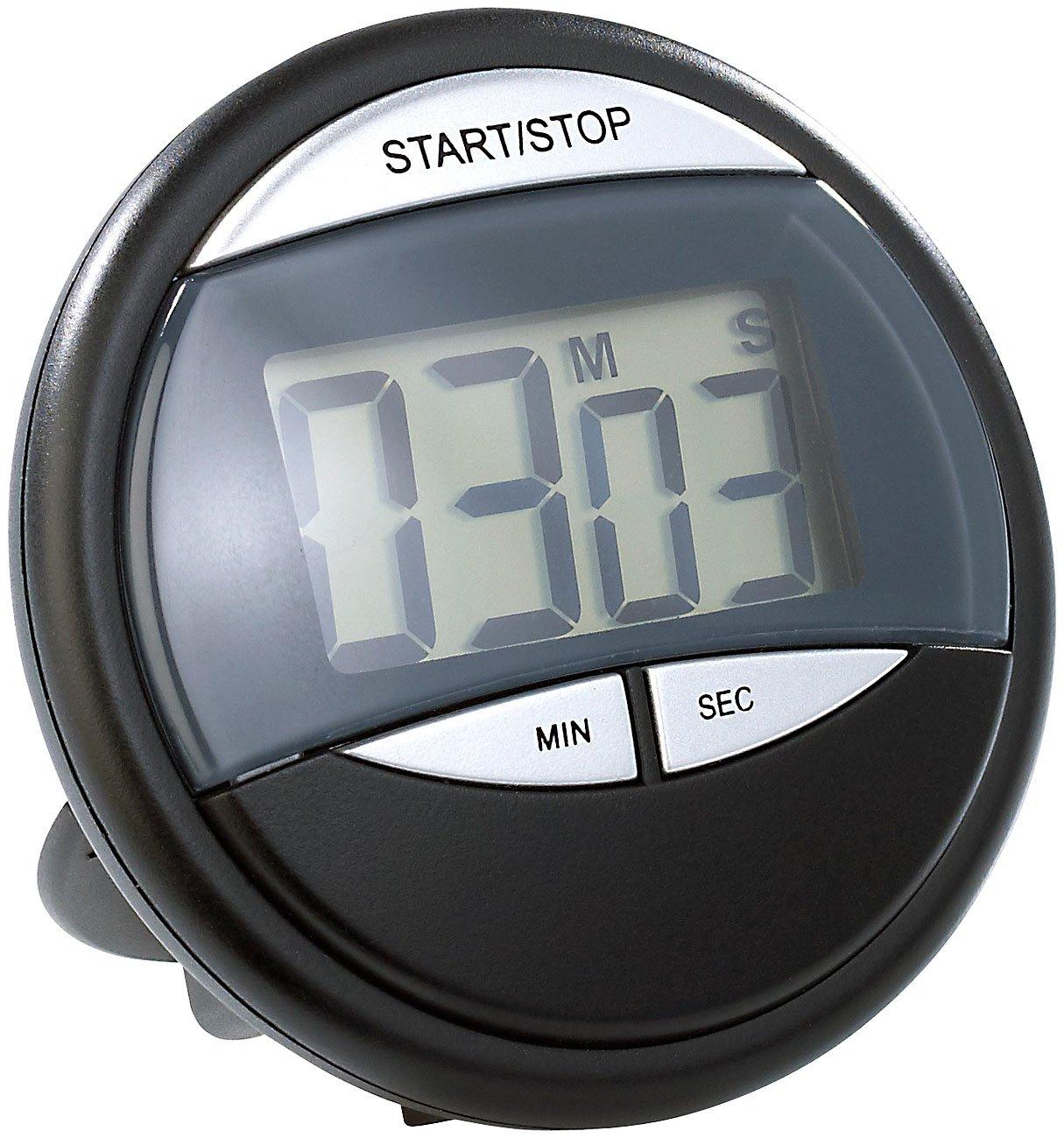 PEARL Küchen-Timer mit Magnethalterung: Amazon.de: Küche & Haushalt