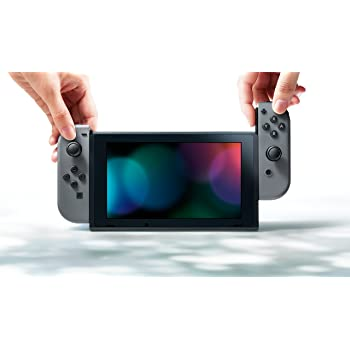 Console Nintendo Switch Cinza