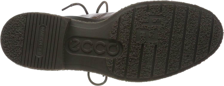 ECCO Damen Crepetray Hybrid W Stiefeletten Braun Cocoa Brown Coffee 55738