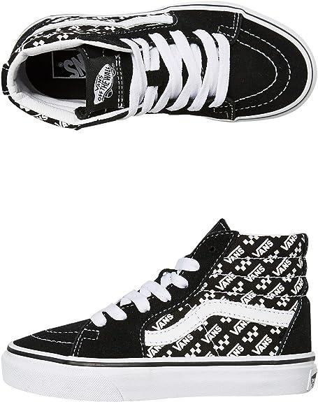 scarpe con scritta vans