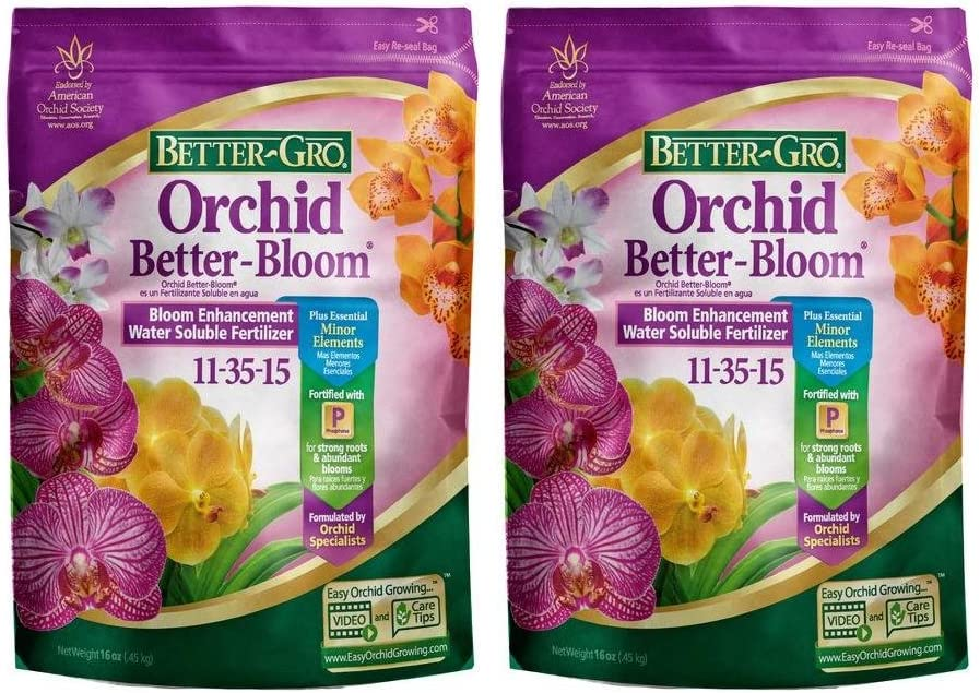 Amazon Com Better Gro 1 Lb Orchid Better Bloom Booster Plant