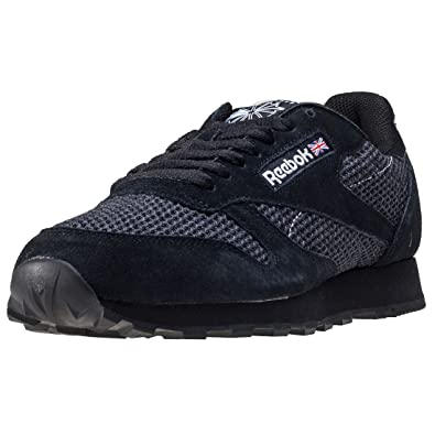 927a063bf186e Reebok Classic Leather Knit Mens Trainers  Amazon.co.uk  Shoes   Bags