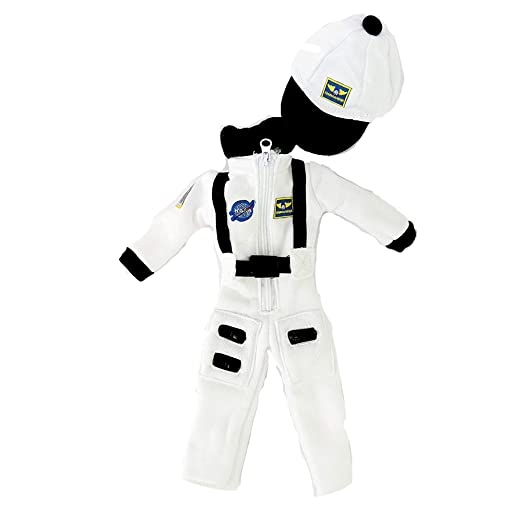 Amazon.com: Traje de astronauta azul marino NASA para ...