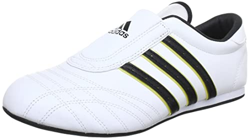 49e0671290 adidas Taekwondo, Scarpe per sport da combattimento uomo, Bianco (Weiß  (Running White