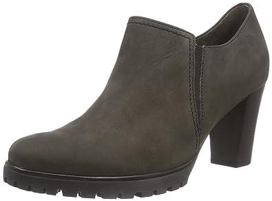 e14dbef8a4f0 Gabor Shoes 35.251 Damen Klassische Stiefel, Grau (anthrazit 19), 38.5 EU