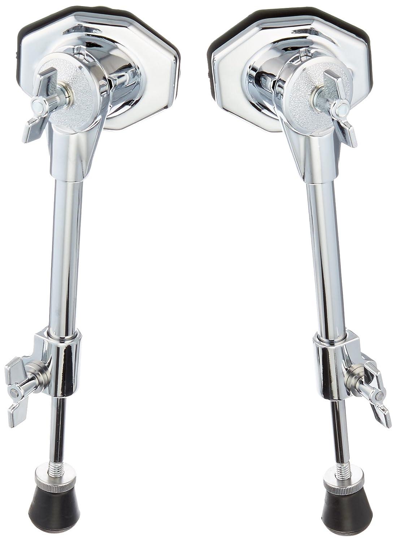 Gibraltar sc-bs4–220Pro BD Spurs W–Brkt tambor accesorios único unidades KMC Music Inc