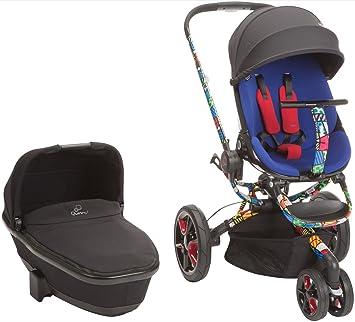 Amazon.com: Quinny Moodd tukk Travel System – Britto Azul: Baby