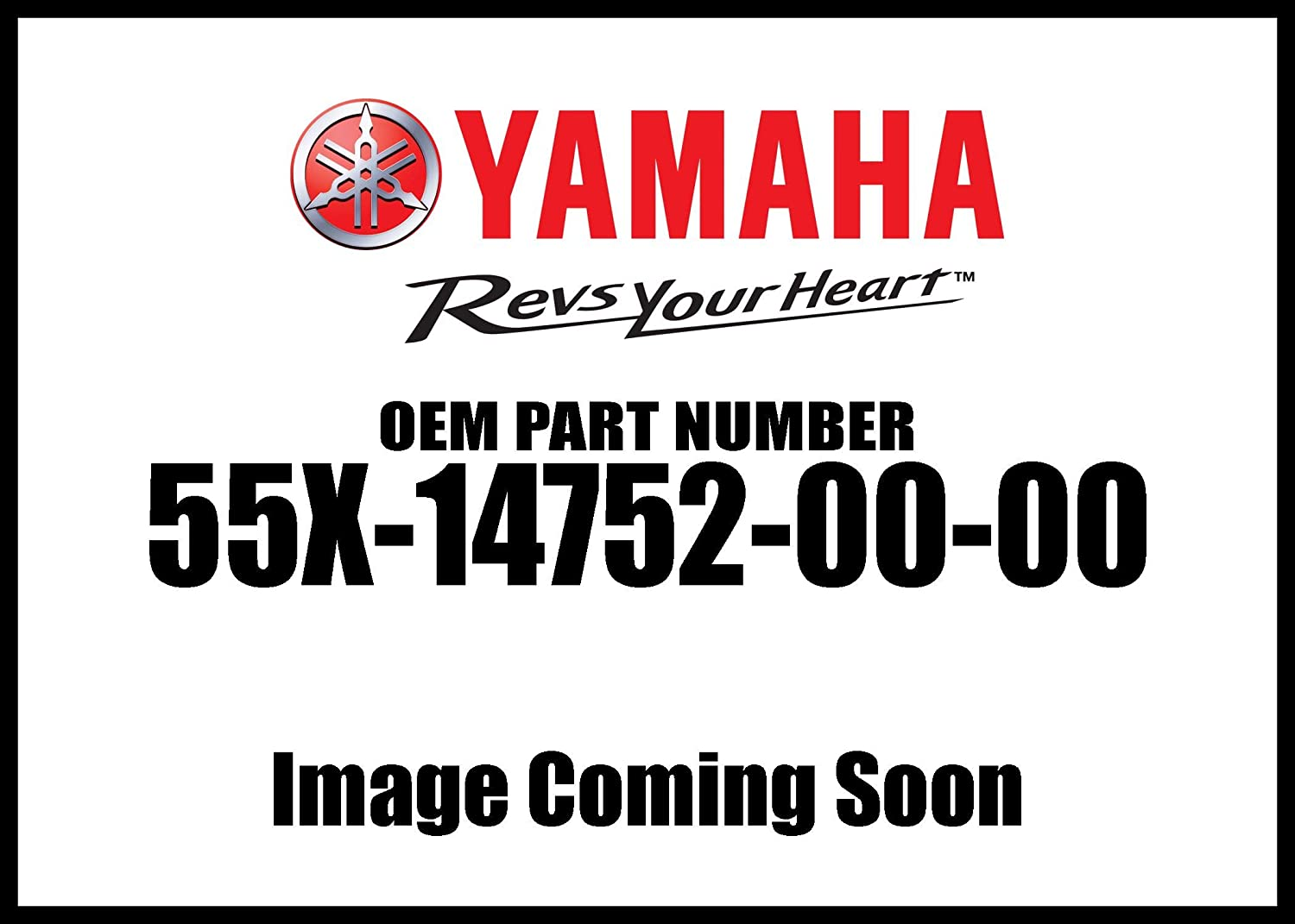 Yamaha 55X147520000 Exhaust Outlet Pipe