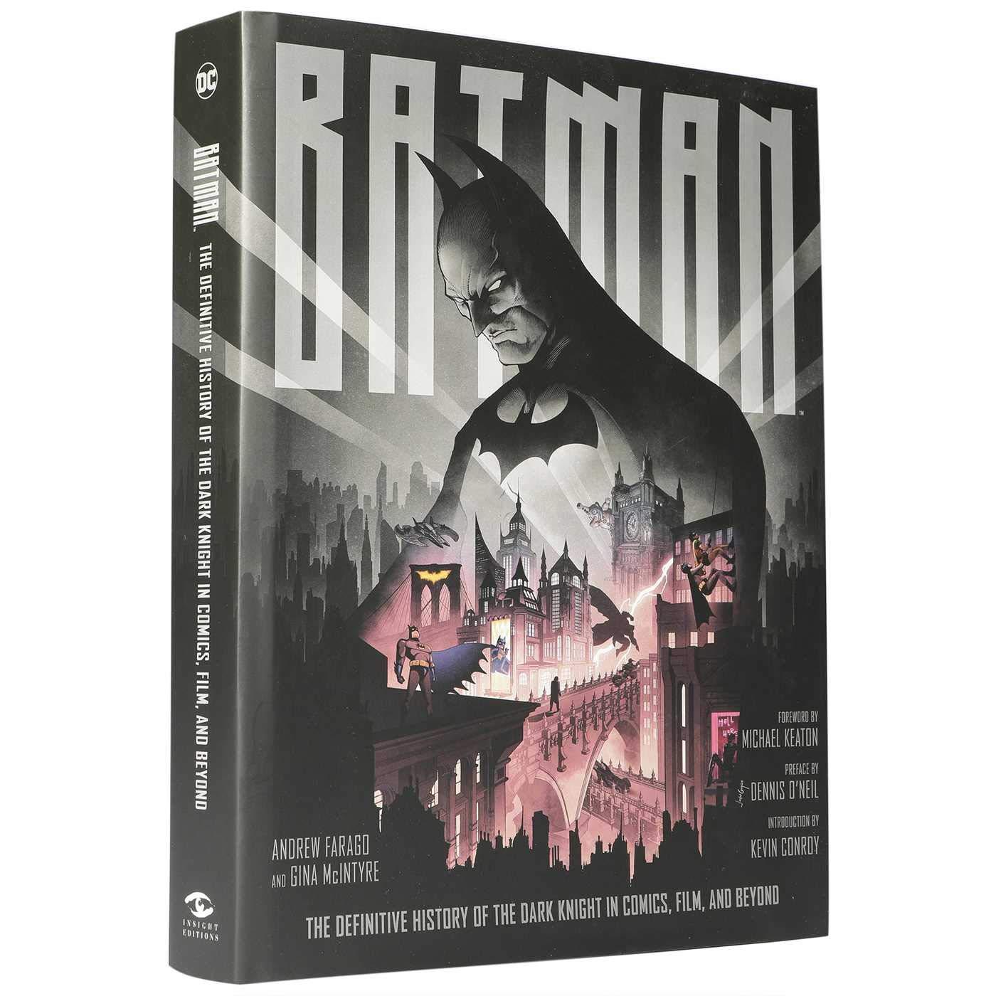 Batman. The Definitive Visual History: Amazon.es: Andrew ...