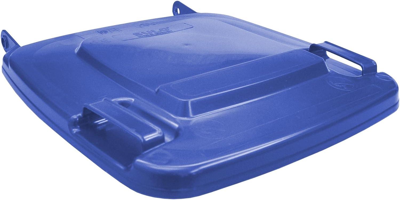 blau Standard-Ersatzdeckel f/ür SULO MGB 120
