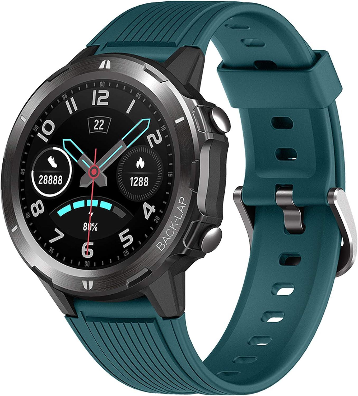 Lintelek Smartwatch Touchscreen Fitness Tracker 5atm Elektronik