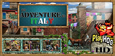 An adventure in Italy - Find Hidden Object Game [Download]