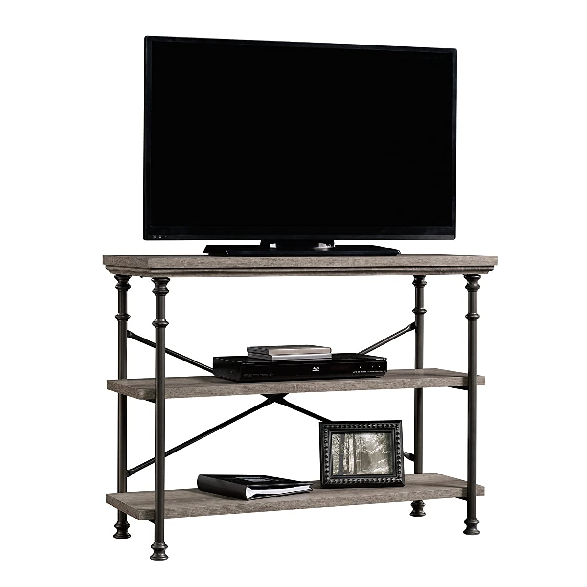 Sauder 419230 Console Table, Northern Oak