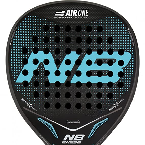 Pala Pádel Enebe Air One Carbon c/Funda: Amazon.es: Deportes ...