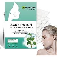 216 PCS Puistje gips met acne naald, Onzichtbare Hydrocolloïde Absorberende Acne Patch, Hydrocolloïde Acne Gips…