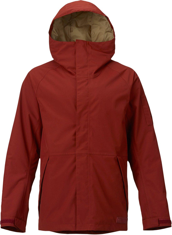 Burton Men's Hilltop Jacket, Fired Brick, X-Large by Burton