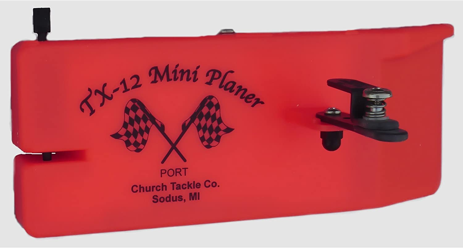 Church Tackle TX-12 in-Line Planer - Port