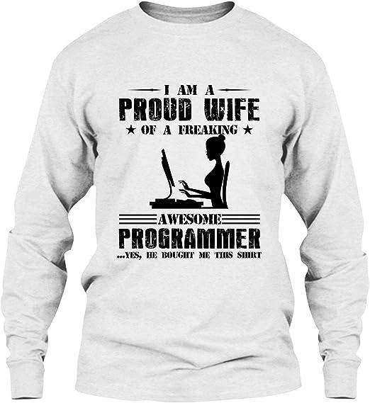 COMPUTER PROGRAMMER T SHIRT PERSONALISED TEE JOB WORK SHIRT CUSTOM