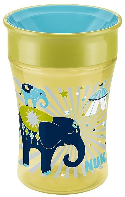 122 opinioni per Bicchiere Nuk Magic 360º, 250 ml, 8+ mesi (confezione da 1)