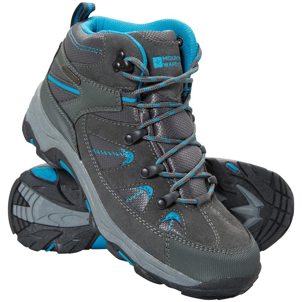 Mountain Warehouse Rapid Womens Boots Waterproof Summer Walking Shoes Teal 8 M US Women