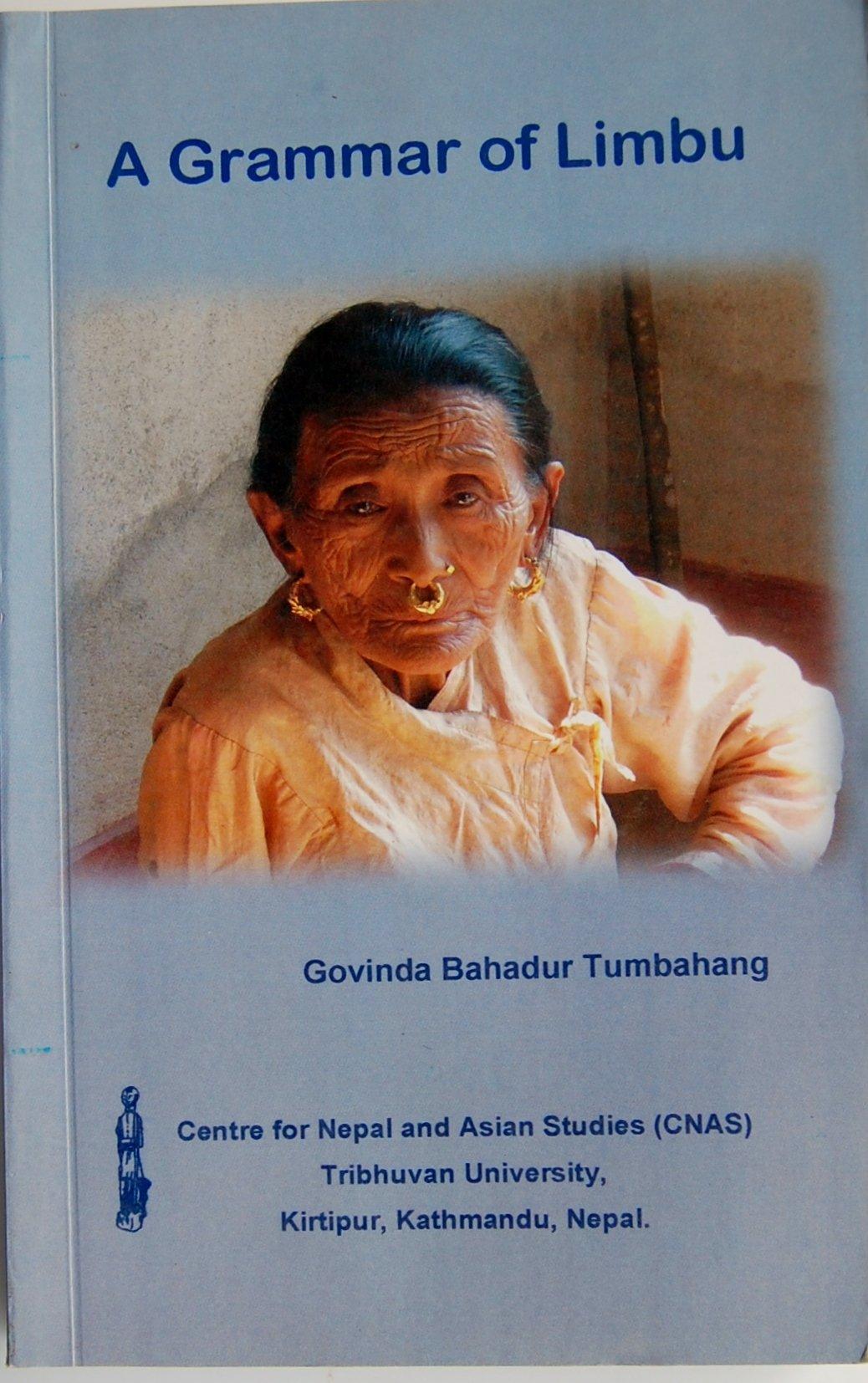 A Grammar of Limbu ebook