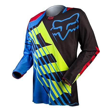 Fox 2015 Camiseta Motocross - 360 Azul Savant - azul, XL ...