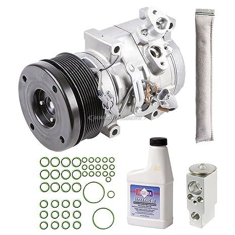 Nueva Original AC Compresor & embrague + a/c Kit de reparación para Toyota Tundra