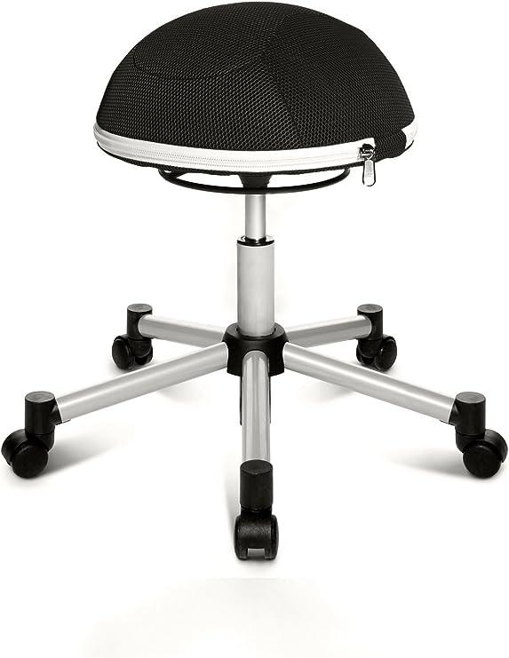 Bürostuhl Schreibtisch Fitness Schwing Hocker Topstar Sitness 20 blau B-Ware