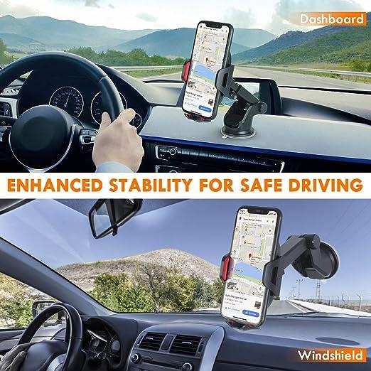 Vanzev Handyhalterung Auto Mit Lüftungsclips Universale Elektronik