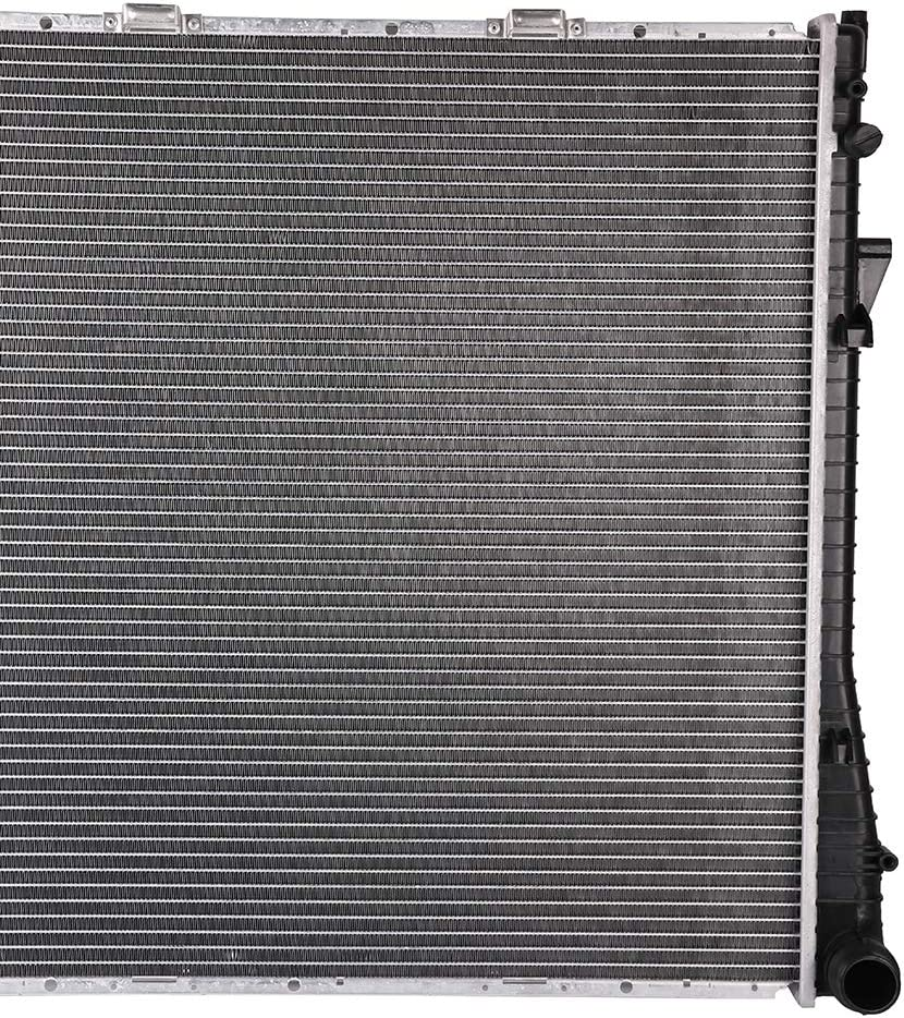 TUPARTS Radiator CU2594 Fit for 2001 2002 2003 2004 2005 2006 for BMW X5 3.0L BM3010120 2594