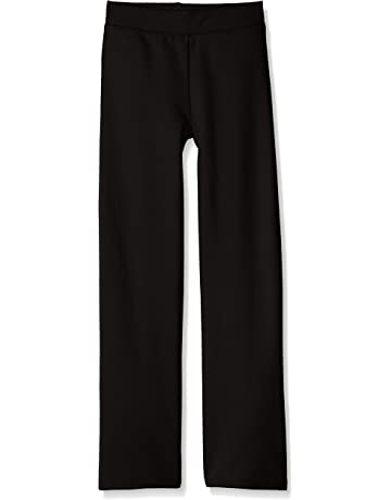 4c78fb2d2853 Hanes Big Girls  ComfortSoft Ecosmart Open Bottom Fleece Sweatpant